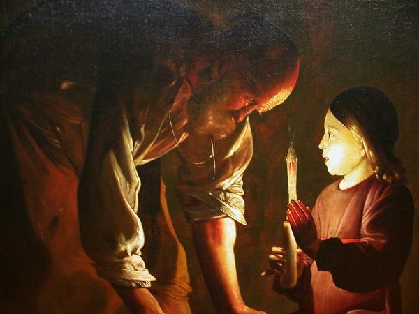Joseph, une image de la paternité oubliée