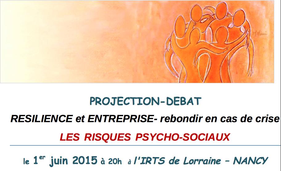 Conférence «Résilience et Entreprise» le 1er juin à Nancy