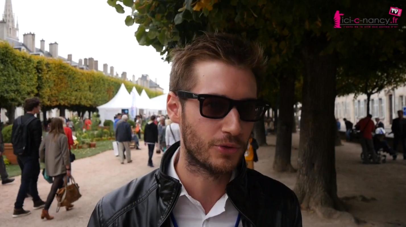 Sylvain Durain parle de ses livres