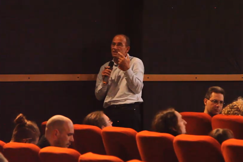 Projection débat DEMOKRATIA en présence de Thierry Kruger et Etienne Chouard