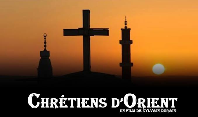 Projection « Chrétiens d'Orient » le 30 avril à Mulhouse