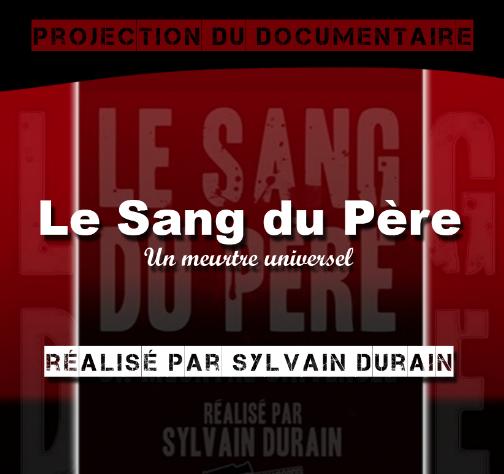 Le Sang du Père en projection à Belfort le 14 mai