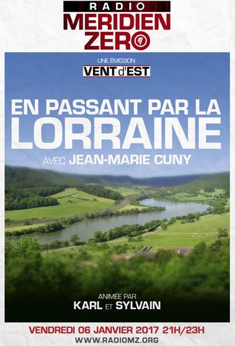 Sylvain Durain «Le véritable rôle de Jeanne d'Arc, la Croix de Lorraine, le Saint-Nicolas»