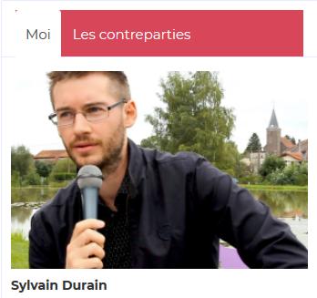 Participez au Tipeee de Sylvain Durain
