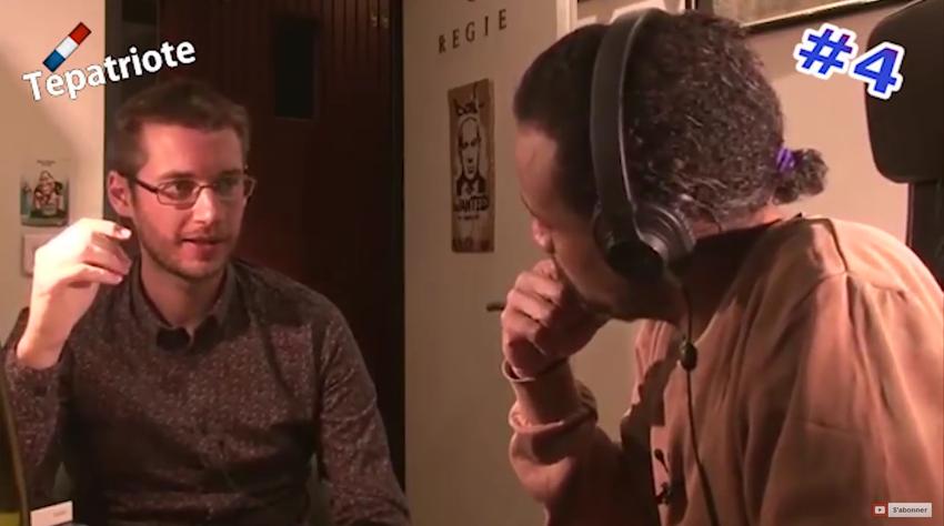 Sylvain Durain sur Meta TV
