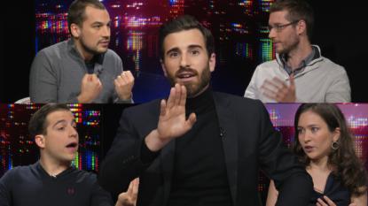 Sylvain Durain à TV Libertés