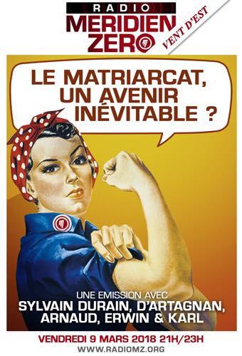 Émission : «Le Matriarcat, un avenir inévitable ?»