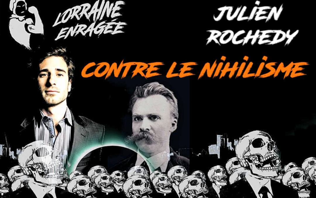 Julien Rochedy chez Radio Lorraine Enragée