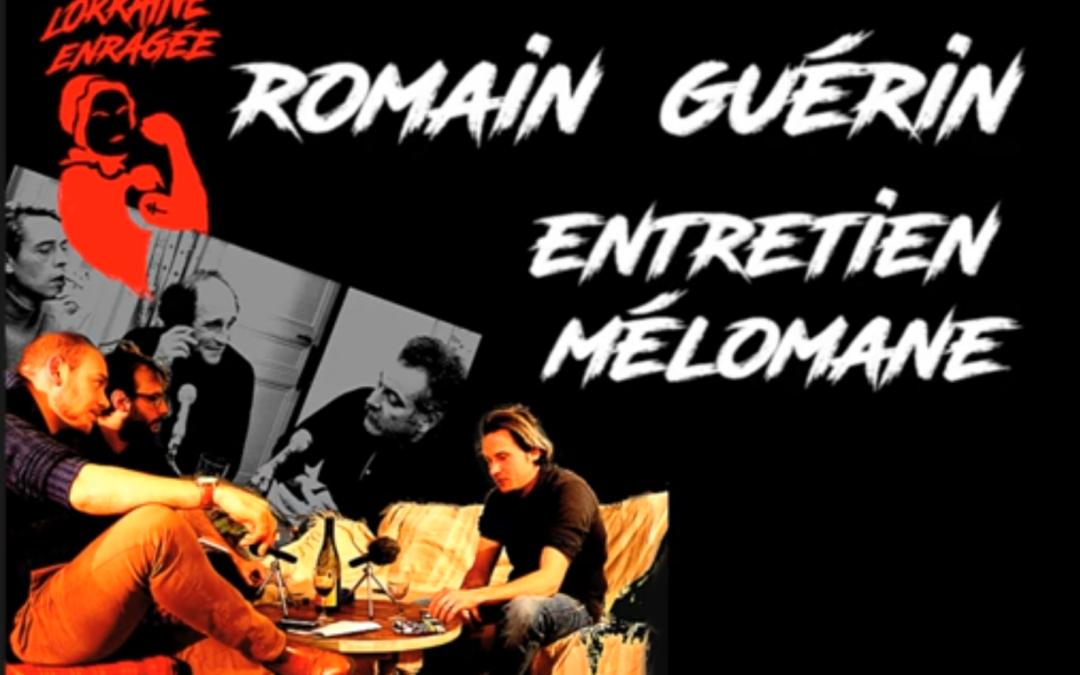 Musique: entretien avec Romain Guérin