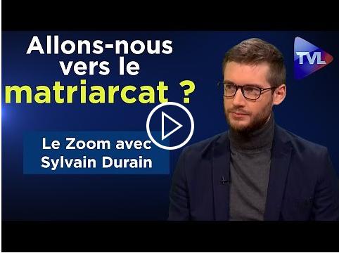 Sylvain Durain sur TV Libertés