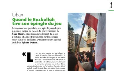 Sylvain Durain sur la situation libanaise dans l'Incorrect