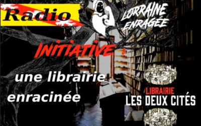 Localisme: la Librairie Les Deux Cités, bientôt à Nancy