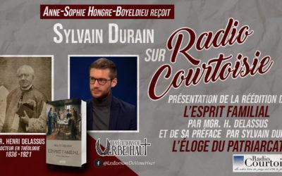 «L'Esprit Familial» de Monseigneur Delassus préfacé par Sylvain Durain