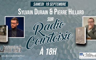 Sylvain Durain et Pierre Hillard sur J.Bainville et Mgr Delassus