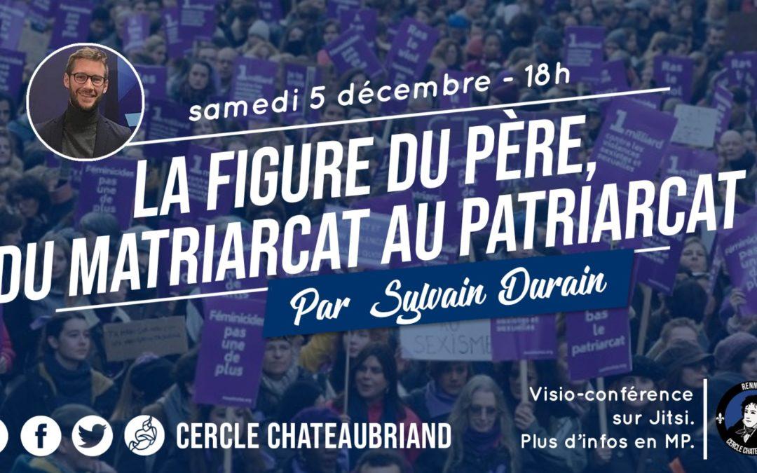 Conférence de Sylvain Durain «Le piège hellénistique»